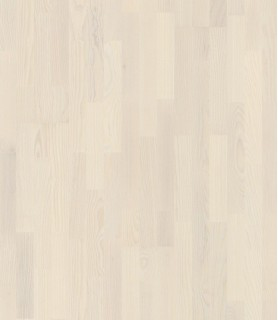 Ясень Andante белый, 3-Strip